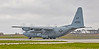 US Navy C130 at Lossiemouth - 13 April 2016