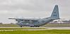 US Navy C130 at Lossiemouth - 13 April 2016