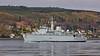 HMS Cattistock (M31) off Rhu Spit - 10 April 2016