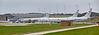 Busy RAF Base at Lossiemouth - 12 April 2016