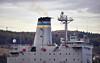 USNS Leroy Grumman (T-AO-195) off Greenock - 20 October 2016