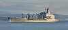 USNS Leroy Grumman (T-AO-195) off Gourock - 22 October 2016
