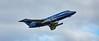 Cobham Aviation Dassault Falcon (G-FRAH) at Prestwick Airport - 11 October 2016