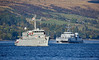 BNS Narcis (M923) off Rhu - 9 October 2016