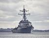 USS Ross (DDG-71) at Rhu - 16 April 2018