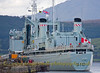 Canadian HMCS Preserver -  Oil Replenishment Ship