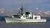 HMCS Halifax Canadian FFH330 Frigate