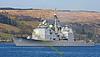 USS Vella Gulf (CG 72) - Faslane Naval Base