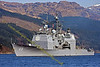 USS VICKSBURG (CG69) - Ticonderoga Class Guided Missile Cruiser