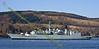 HMS Cumberland - F85 - Faslane