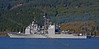 USS Vicksburg (CG69) - Ticonderoga Class Guided Missile Cruiser - Loch Long