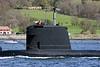 French Submarine Perle (S606) - Faslane