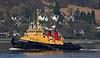 SD Dexterous - Serco Tug - Faslane Naval Base