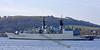 HMS Cumberland - Faslane Naval Base