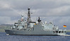 German Navy Frigate - Bremen - F207