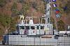 'HNLMS Vlaardingen' (M863) passing Rhu Spit - 5 April 2016