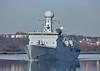 HDMS Vaedderen (F359) - Erskine Bridge - 24 March 2017