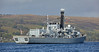HMS Argyll (F231) off Rhu - 29 September 2017