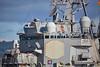 USS Mitscher(DDG-57) at Rhu Spit - 21 September 2017