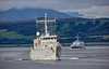 NATO Fleet at Greenock - 28 September 2017