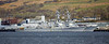 USS Carney (DDG-64) and USS Gravely (DDG-107) at Faslane Naval Base - 13 April 2019