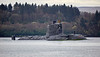HMS Ambush off Rhu Spit - 28 March 2019