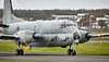 French Navy Dassault Atlantique 2 (FNY5280) at Prestwick Airport - 11 October 2019