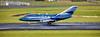 Dassault Falcon 20E (G-FRAJ) at Prestwick Airport - 11 October 2019