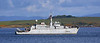 FS Sagittaire (M650) off Fairlie - 18 May 2021