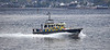 MOD Police Boat 'Condor' off Cloch Point - 15 May 2021