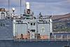 ORP Gen. K. Pulaski (FRR 272) passing Port Glasgow - 22 May 2021
