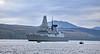 HMS Diamond (D34) off Roseneath - 14 May 2021