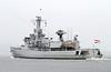 HNLMS Van Amstel - F831 - Dutch Karel Doorman Class Frigate - April 2011
