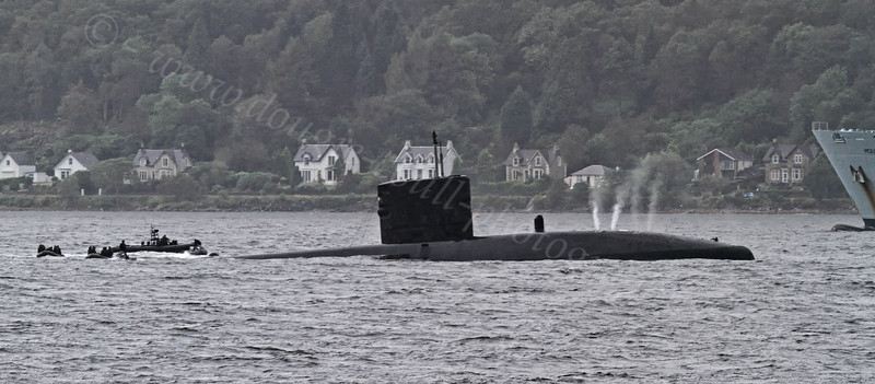 T Class Submarine - Blowing Tanks - 25 September 2011