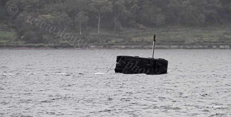 T Class Submarine Diving - 25 September 2011