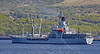RFA Gold Rover passing Rhu Narrows - 16 May 2014