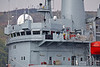 RFA Gold Rover passing Rhu Narrows - 20 May 2014