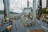 RFA Gold Rover at Loch Striven - 20 August 2014