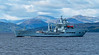 RFA Wave Knight Off Cloch Point, Gourock - 15 September 2017