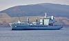 RFA Tideforce (A139) at Loch Striven - 15 February 2019