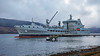 RFA Tidespring at Loch Striven - 2 December 2017