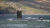 French Submarine Perle (S606) - Gareloch