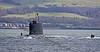 French Submarine Perle (S606)