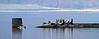 Trafalgar-Class Submarine on Exercise - Loch Long - 26 March 2012