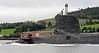 HMS Vanguard - Gareloch, Scotland