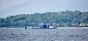 RN Trafalgar Class Submarine off Kilcreggan - 12 May 2017