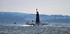 HMS Victorious - Gareloch - 30 January 2012