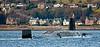 HMS Vengeance off Loch Long