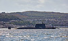 HMS Artful (S121) off Kilcreggan - 22 August 2020