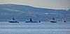 HMS Triumph (S93) off Gourock - 4 November 2014